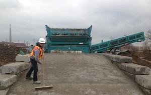 concrete repairs toronto