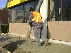concrete services toronto