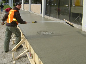 concrete sidewalks toronto