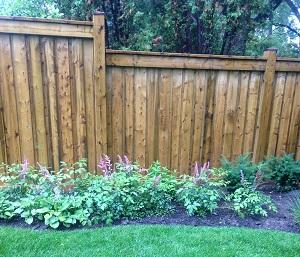 fences toronto