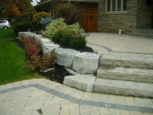 landscaping interlocking stone scarborough ontario