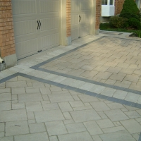 Interlock Paving Stone - Patterns