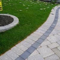 Interlock Stone Driveway